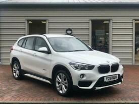 image for 2018 BMW X1 xDrive 20i Sport 5dr Step Auto ESTATE Petrol Automatic