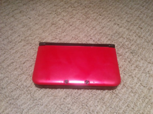 3DS XL and 9 games