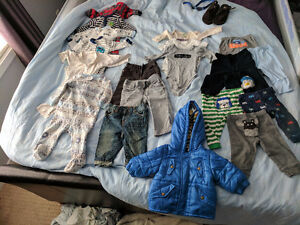 HUGE baby lot, GREAT CONDITION, no george or cheap brands