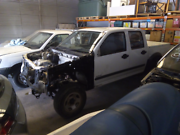 2005 Holden Rodeo 2WD RA wrecking Carlisle Victoria Park Area Preview
