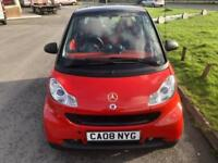 2008 Smart fortwo 1.0 Passion Auto - FSH - New MOT -Only 43000 Miles