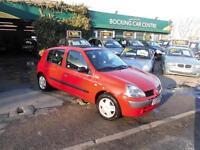 Renault Clio 1.2 16v QS5 Expression AUTO 5DR 2005 EXCELLENT