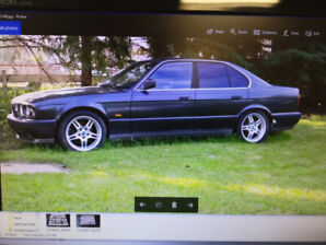 BMW E34 M5 1991 MOVING MUST SELL!!!!!