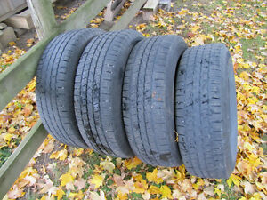 P265 70 R17 Tires for sale London Ontario image 3