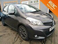 2013 Toyota Yaris 1.3 VVT-I T SPIRIT 5d 98 BHP Hatchback Petrol Automatic