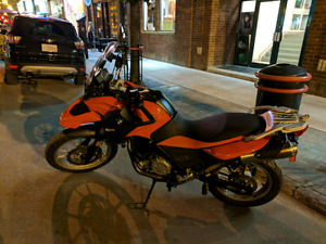 BMW G650GS For Sale