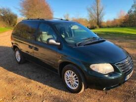 2006 Chrysler Voyager 2.8 CRD LX SORRY NOW SOLD PLEASE ASK WE MAY HAVE ANOTHER