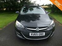 2015 Vauxhall Astra 1.6 SRI CDTI ECOFLEX S/S 5DR Estate Diesel Manual