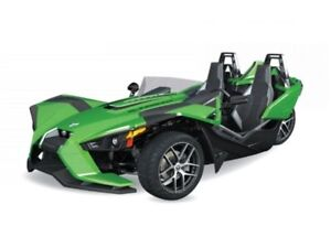 2018 Polaris SLINGSHOT SL DRAGON GREEN / 82$/sem