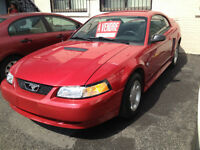 1999 Ford Mustang Jamais sortie l'hiver 97000km