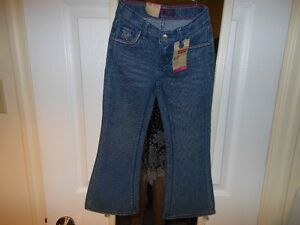 New With Tags Girl's Size 5 PJ's and Levi Jeans