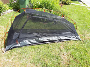 Light weight one-person L.L.Bean tent.
