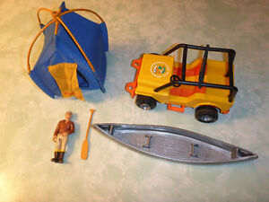 Fisher Price Northwoods Trailblazer set Cambridge Kitchener Area image 1