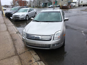 2008 Ford Fusion Cuir Berline
