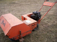 SWEEPER! I MAY NOT BE PRETTY BUT I WORK AND WHAT A DEAL!  $495!!