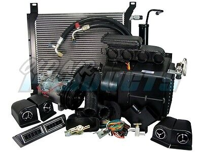 1969 1970 Ford Mustang 6-Cyl Full Cable Operated A/C System Air Conditioning