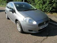 2006 FIAT GRANDE PUNTO 1.4 DYNAMIC PETROL MANUAL 5 DOOR HATCHBACK