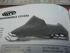 KNAPPS in PRESCOTT has new YAMAHA snowmobile covers, Kingston Kingston Area image 1