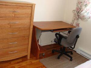 Nice clean room. Lasalle.August 25