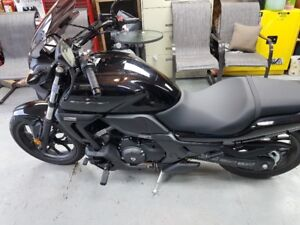 Honda CTX700 with ABS