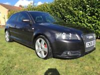 2006 06 Audi A3 2.0T FSI DSG S Line SPECIAL EDITION. 11 SERVICE STAMPS!!