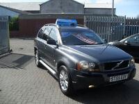Volvo XC90 2.4 auto 2006 D SE, 7 SEATER
