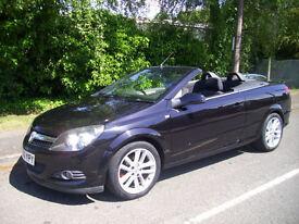 Vauxhall/Opel Astra 1.9CDTi 16v ( 150ps ) 2006.5MY Twin Top Sport