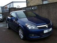 09 59 REG VAUXHALL ASTRA COUPE SPORT 1.4 SXI 16V 3DR ALLOYS AIRCON SPORTS PACK