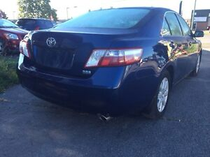 2007 Toyota Camry hybrid safety and E-test included