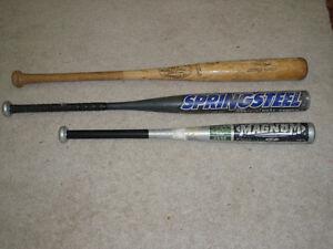Batons de baseball bats