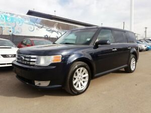 2009 Ford Flex SEL - 6 Passenger, Leather, DVD