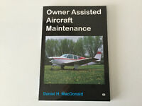 Owner Assisted Aircraft Maintenance Continental Lycoming TCM