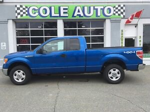 2011 F-150 XLT 5.0L V8 with only 53,400 kms