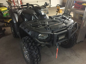 Polaris 550 with extras for sale