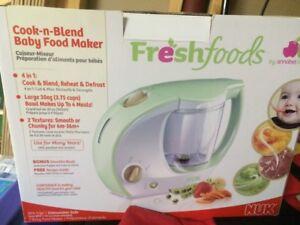 Fresh Foods Baby Food Maker