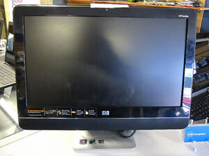 Used HP All In One MS227 Pavilion Desktop (AMD Athlon X2 3250e)