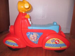 Vélo pour bébé de 9-10 mois a 24 mois