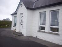 Holiday Home for rent in Derrybeg Co.donegal