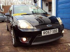 Ford Fiesta ST – FULL LEATHER SEATS – 2007 Year £ 3,499