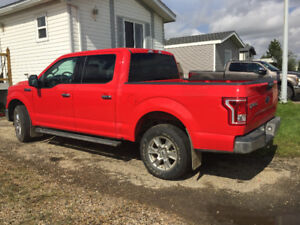 Selling my 2016 Ford F-150 XRT.