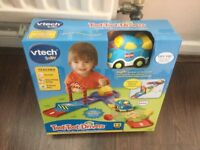 Brand new Toot toot drivers press and go launcher deluxe