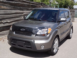 2010 Kia Soul 4u BURNER NEW TIRES NEW GLASS