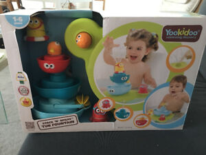 Yookidoo stack and spray for sale