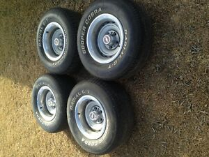 GM Truck Rally Wheels
