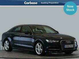 image for 2015 Audi A6 2.0 TDI Ultra S Line 4dr SALOON Diesel Manual