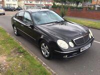 2003 54 Mercedes e240 petrol FSH MOT Bmw A3 civic yaris polo golf not tdi cdi amg e270 e220 e320