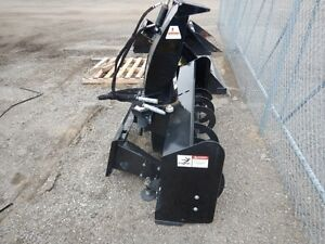 "NEW 73"" ERSKINE High Flow Skidsteer Snowblower Regina Regina Area image 3"