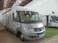 RAPIDO 990 MHV A CLASS / MERCEDES / AUTO / 5 BERTH / ISLAND BED SORRY NOW SOLD