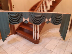 DRAPERY - Custom Made Valances