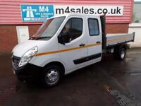 Renault Master LL35 BUSINESS D/C TIPPER